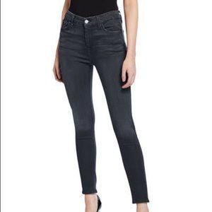 7 FOR ALL MANKIND 3D-whiskered denim jeans